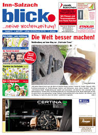 Maruan Bad Aibling Inn Salzach Blick Ausgabe 13 2017 By Blickpunkt Verlag Issuu