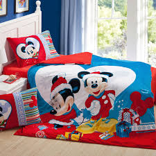 Mickey Mouse Queen Size Bedding Bedding Material Picture More Detailed Picture About Red Mickey