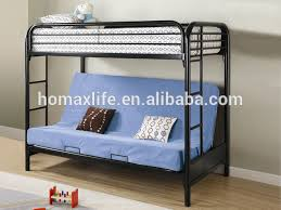 bedroom furniture sofa bed double deck bed triple metal sofa bunk
