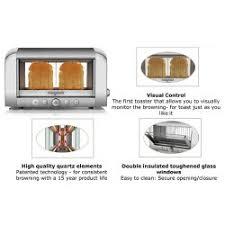 Magimix Clear Toaster Magimix Toaster