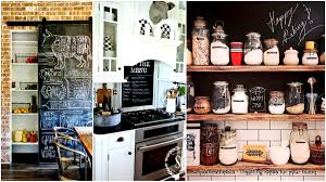Wallpaper Designs For Kitchens 21 Simply Beautiful Ways To Use Chalkboard Paint On A Kitchen