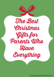gift ideas for elderly parents who everything