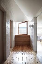 reddish brown wooden lacquered flooring idea hallway wall ideas