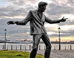 billy fury tom murphy liverpool sculptures