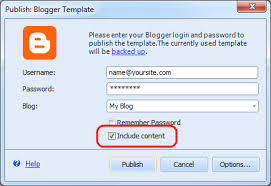 templates for blogger for software template created with artisteer