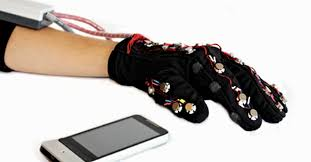 How Do Deaf Blind Communicate High Tech Glove Could Help The Deaf Blind Send Text Messages