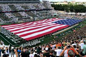 What Does The American Flag Look Like The Flag And National Anthem Aren U0027t Just About Honoring The Military