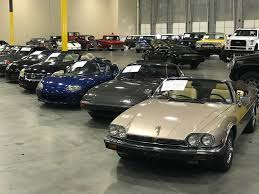 Affordable Classic Cars - dallas showroom gateway classic cars