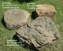 Ideas 4 You Front Lawn Landscaping Ideas To Hide Septic Lids Fake Rock Septic Lid Cover Rocks Cover Those Unsightly Septic