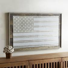 American Flag Decor Cool American Flag Wall Decor Wooden Zoom Trendy Wall Wall Decor