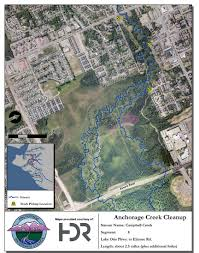 Anchorage Map Anchorage Waterways Council Awc