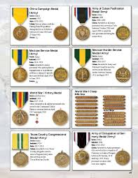 Awards And Decorations Army Awards And Decorations Us Army 100 Images Best 25 Military