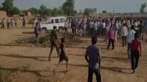 in jharkhand they burnt his house on suspicion of cow slaughter