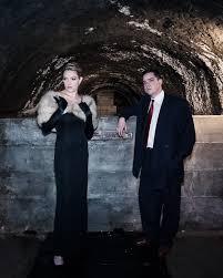 sans francisco castle albion castle cave photo shoot under a historic san francisco