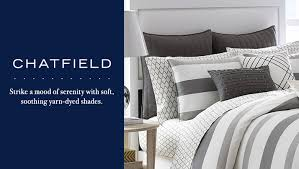 nautica bed pillows chatfield collection chatfield bedding nautica home