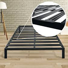 Steel Platform Bed Frame King Best Price Mattress Model C Steel Heavy Duty Steel