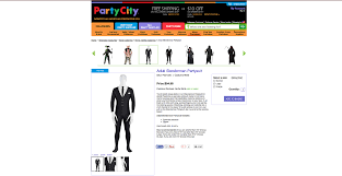 party city pulls slender man halloween costumes in wisconsin