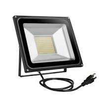 plug in outdoor flood light plug in outdoor led flood light outdoor designs