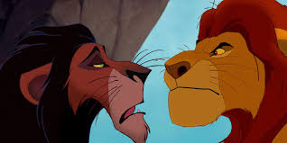 Lion King Mufasa And Scar Weren T Brothers Screen Rant Mufasa King
