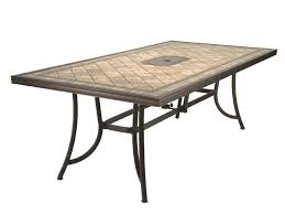 Patio Table Top Tile Top Patio Tables Rizz Homes