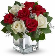 christmas snowy night columbus oh florist flowerama columbus