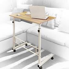 adjustable movable laptop table dland laptop stand adjustable 31 4 medium size computer standing