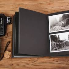 photo albums personalized personalized photo albums premium leather made by flixgifts