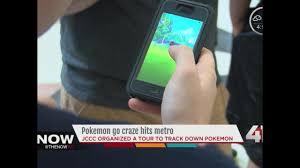 Jccc Map Pokemon Go Craze Hits Johnson County Community College Kshb Com