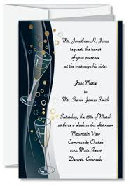 Personal Wedding Invitation Cards Wordings Wedding Invitation Wording For Complex Relationships Paperdirect