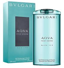 bvlgari aqua marine shower gel for 200ml 6 7oz