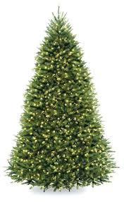 realistic artificial trees canada pine 6 5 ft lit tree
