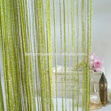 green string curtains buy window string curtains curtain string