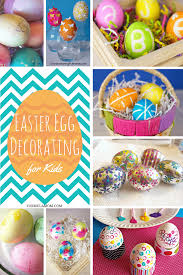 kids easter eggs easter egg decorating ideas for kids the simple parent