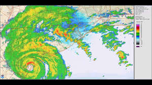 Weather Map Texas Hurricane Harvey 5 Day Weather Radar Loop Youtube