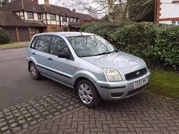 2003 ford fusion 1 6 litre 5dr 10 months mot in reading