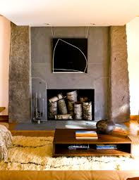 modern fireplace design ideas rustic living room