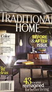 parker kennedy living traditional home magazine february march