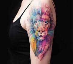 best 25 lion tattoo girls ideas on pinterest lion woman tattoo