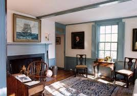 Pictures Of Interior Colonial Homes House Design Plans - Colonial homes interior design