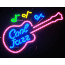cool jazz neon sign 100 made in usa manufactured by neonetics