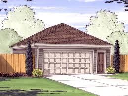 tandem garage plans tandem garage plan with hip roof design