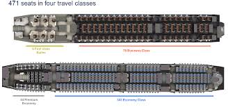 A380 Seat Map Singapore Airline U0027s New A380s Feature Improved Cabins Leeham