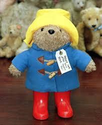 paddington bear yellow hat