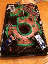 monster truck race track toys monster truck cake made by amy volby cakes pinterest truck