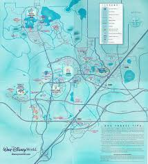 Map Of Florida East Coast Map Of Disney World In Orlando Florida You Can See A Map Of Many
