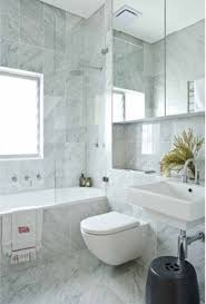 Small Bathroom Fixtures Great White Bathroom Designs Using Luxury Marble Wall Tiles And