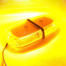 Emergency Light Bars For Trucks 72 Smd Led Amber Mini Work Light Bar Beacon Truck Emergency