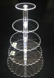 tiered cake stands plastic tiered cake stand dycacrlic 3 tier acrylic birthday