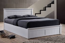 Buy Bed Online Impressive White Wooden Ottoman Bed Ottoman Beds Buy Storage Beds