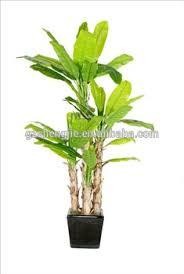 decorative banana plant make artificial banana trees small